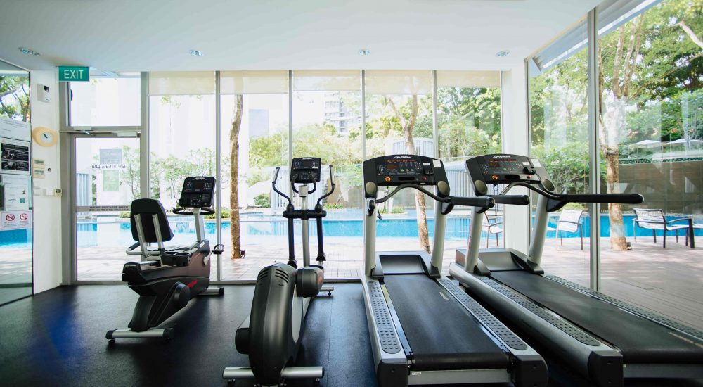 Gym Cleaning Melbourne by Ecoh