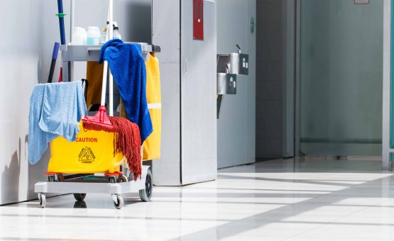 different commercial cleaning needs accomodated at Ecoh